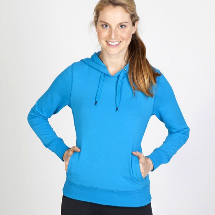 Blank Clothing - SOPHIE | Ladies Smooth Hoodie Spandex,(https://www.blankclothing.com.au/sophie-smooth-ladies-hoodie-spandex/)