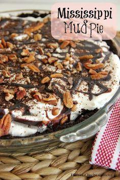 Mississippi Mud Pie (aka Muddy Mississippi Cake) Recipe ...