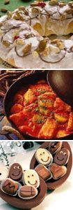 La cocina de la Semana Santa (oficialmente, Turismo en Uruguay) está íntimamente ligada a la liturgia y los cánones religiosos.
