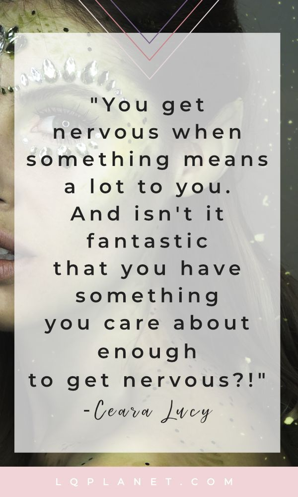 Three Life Lessons You Will Learn From Your Best Self Magazine Issue 1 Tolivebyquotes Toliveby Nervous Quotes Life Lessons Quotes
