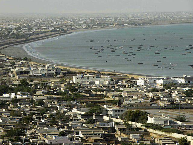 CPEC's HEC building education city in Gwadar Pakistan  #CPEC #Gwadar #GwadarExpo18 #Karachi #China #Pakistan #PakSurf