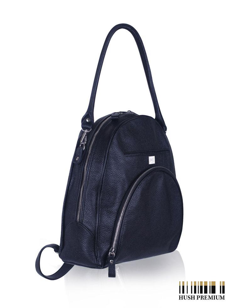 Milate - handmadebags  #hushwarsaw #hushpremium #polishfashion #fashion #bags #accessories #black #leather