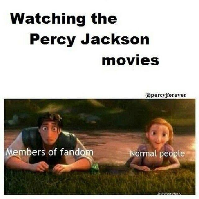 Percy Jackson: the movies VS the books