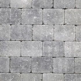 Pihakivi Bender Labyrint Antik Kokokivi 210x140x50 mm harmaa sekoitus