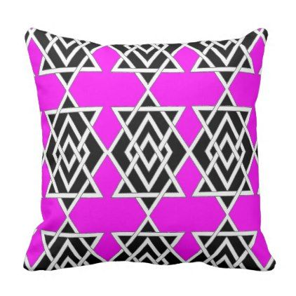 Prism ( Pink ) Throw Pillow - home gifts ideas decor special unique custom individual customized individualized