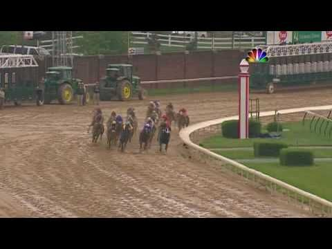 2009 Kentucky Derby Replay as Mine That Bird Wins!