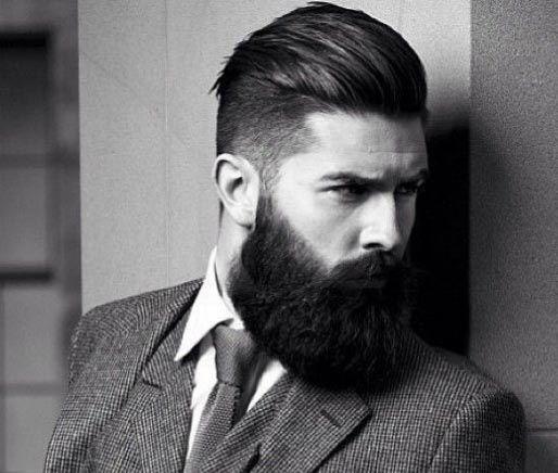 Una barba impeccabile per il giorno del matrimonio