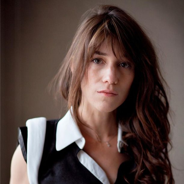 Charlotte Gainsbourg is a muse to me. Listening to her sing or watching her act puts me in a mindstate of inspiration - and you never ever wanna leave. She's so high.
