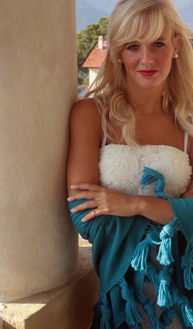 turquoise shawl silk #shawl #marinafinzi #shop.marinafinzi.com