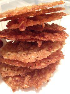 Oatmeal Lace Cookies :: Little Paula Deen