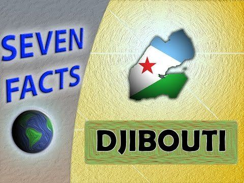 The 7 Facts about Djibouti !  #Djibouti #DiscoverDjibouti #facts #Video Video Courtesy: Sebastian Ioan https://youtu.be/-6CCRl69pGY