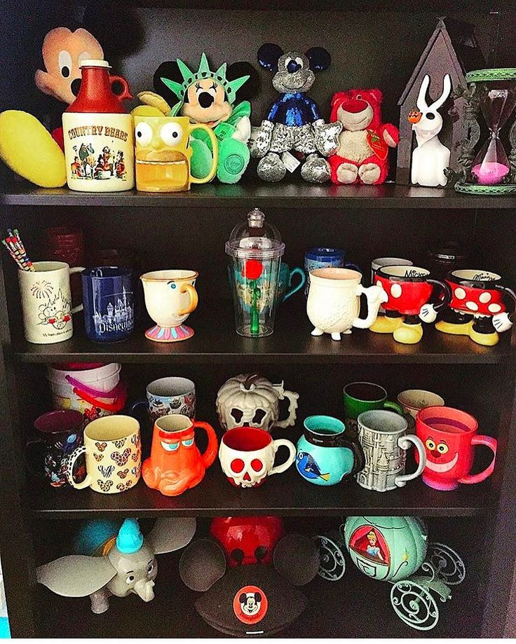 """6,413 Likes, 45 Comments - Disney At Home (@disney_at_home) on Instagram: """"Shelfie Sunday!!! we'll be featuring your shelfies and collections today! Starting the day off…"""""""