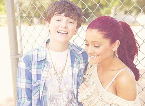 Did Greyson Chance Dating Ariana Grande