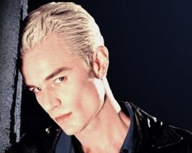 Known for his bleached blonde hair, black trench coat and irresistibly believable English accent, James Marsters has made quite the name for himself as Buffy the Vampire Slayer's Spike – the vampire that claims to be responsible for Billy Idol's platinum rock n' roll style.