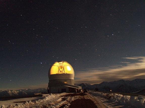 The SOAR telescope