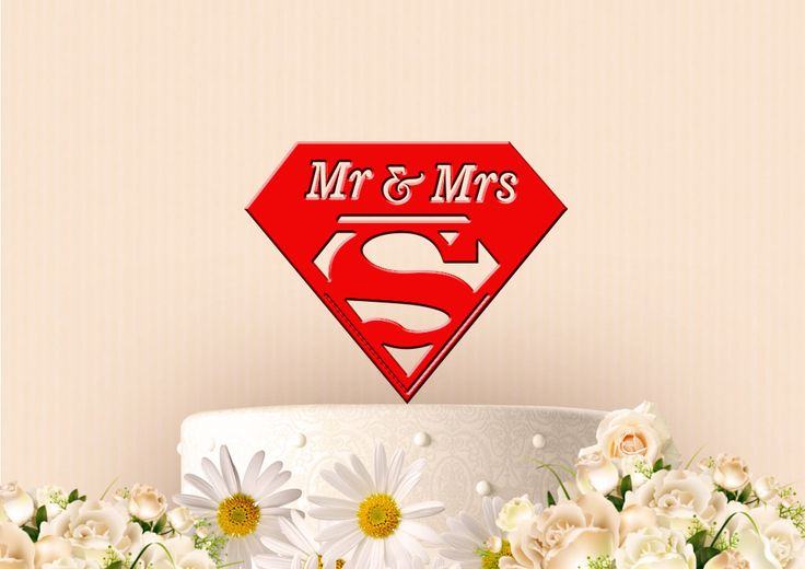 Mr and Mrs Superman