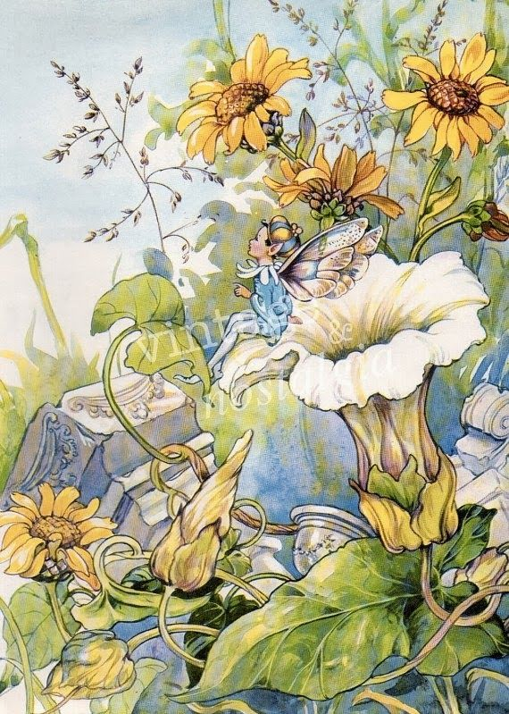 Faeries and Little Folk: Peaseblossom Fairies