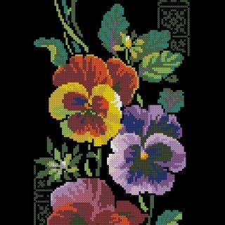 Şirin Etamin Örnekleri içinde Çiçekler,Namazlık Kenar Etamin Örnekleri,Sevimli Etamin Kanaviçe Figürler,Kırlent ve Kanaviçe işli Panolar için Etamin Motifleri Modelleri bulunuyor. Çocuk ve Bebek Od…