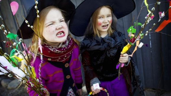 #easter #witch #kids