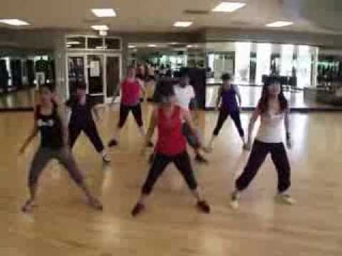 Kpop workout zumba