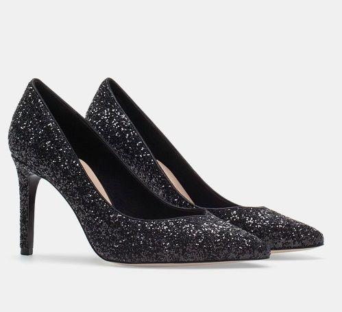 LA MODA ME ENAMORA : Zapatos de tacón Stradivarius para tu look de nochevieja