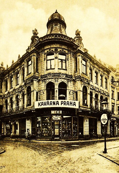 Czech Towns | Historic Photos - SkyscraperCity