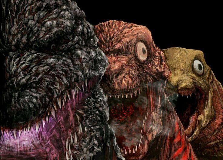Shin Godzilla fan art