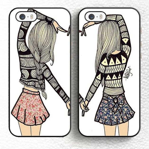 This is a beautiful set of 2 phone cases. Could be given as an amazing gift for…                                                                                                                                                                                 More