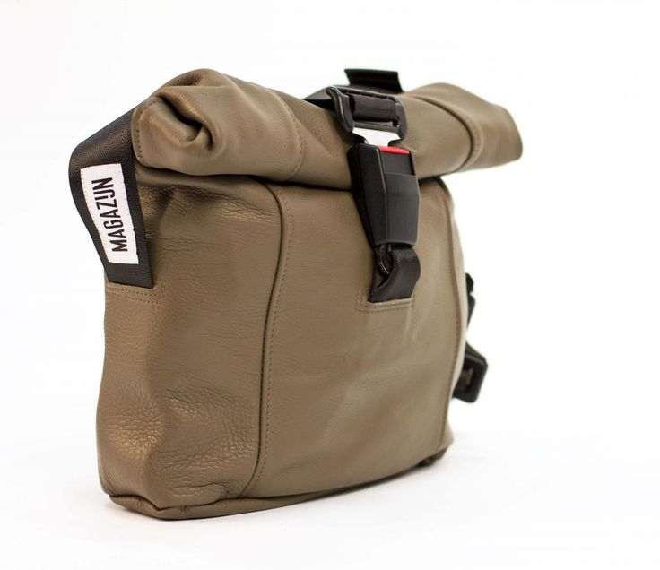 Magazijn Leather Bag