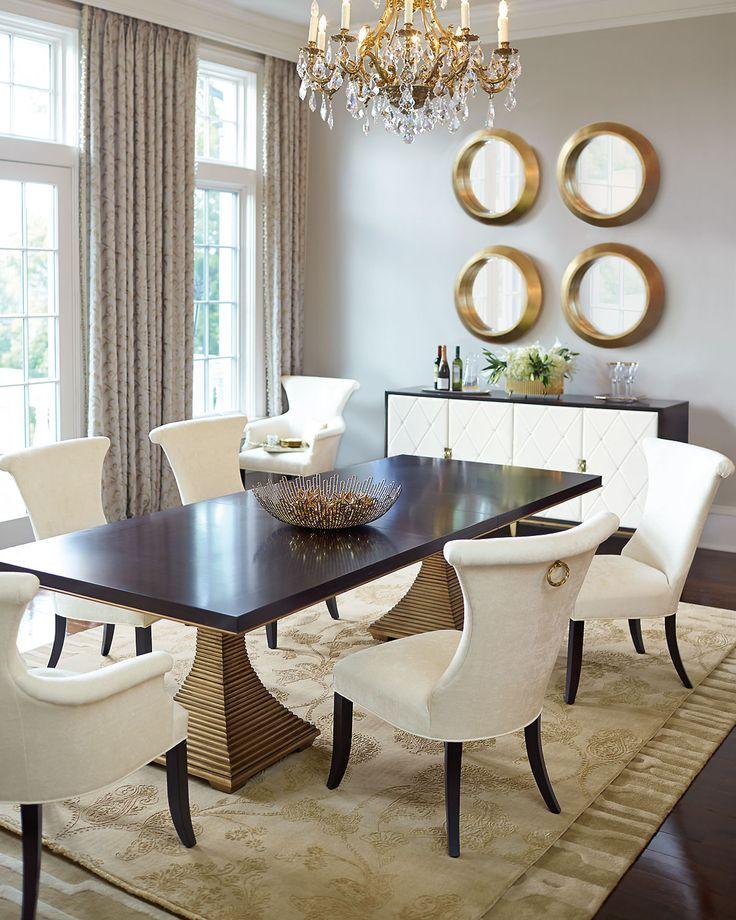 die 519 besten bilder zu dining spaces auf pinterest | stühle, Esstisch ideennn