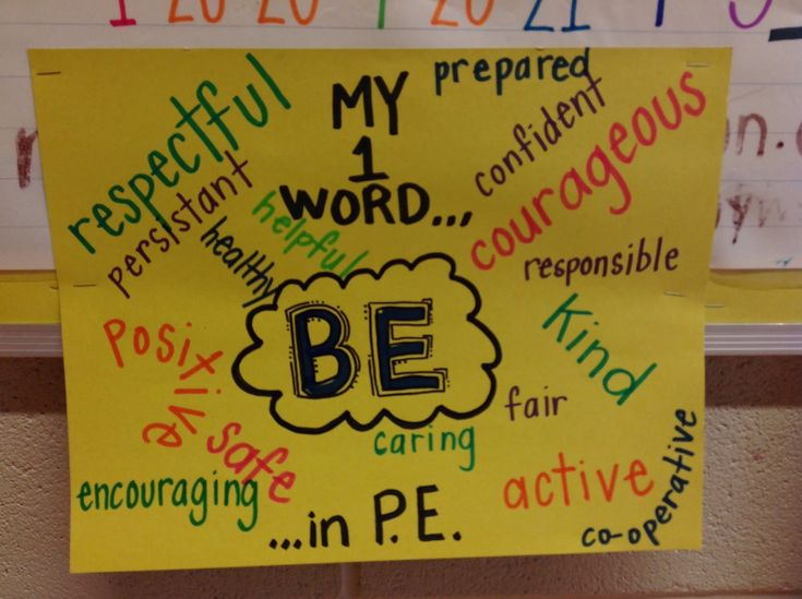 """HPE Merritt: Health and Physical Education: How to """"BE"""" in PE!"""