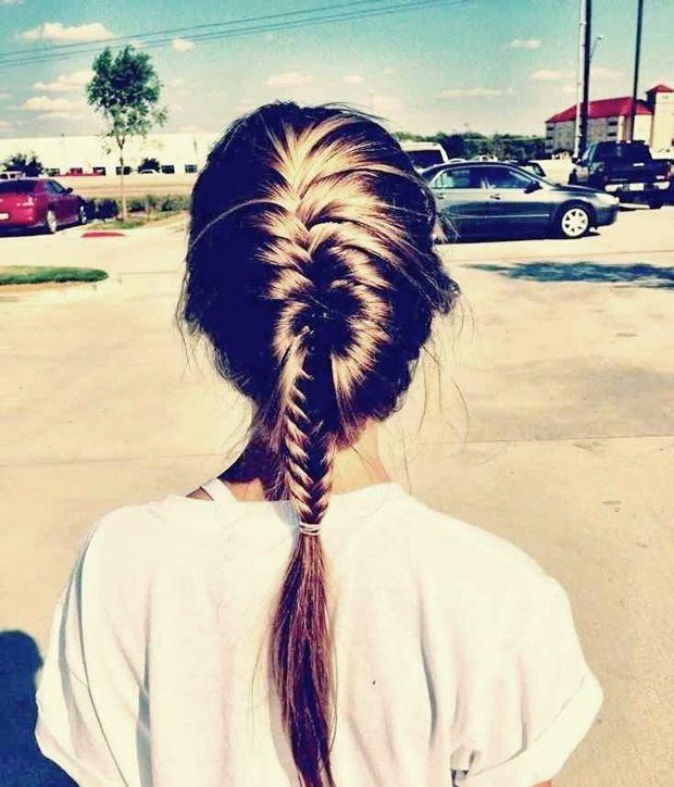 6 peinados originales para adolescentes - Especial Adolescentes - Especiales - Charhadas.com