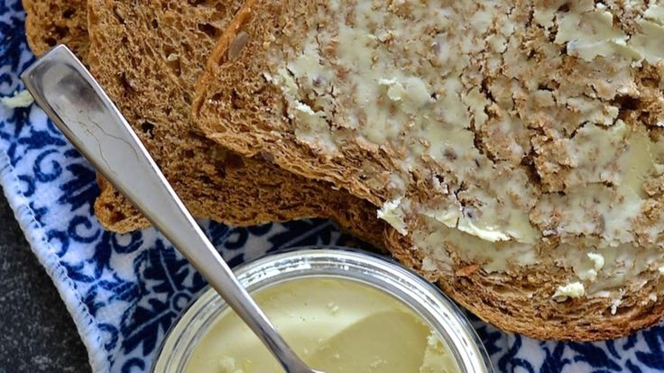 Make your own dairy free butter. It is dreamily smooth, rich & creamy & can be whipped up in minutes!