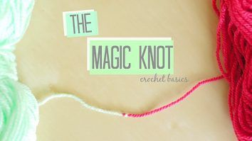 O Nó Mágico: Uma Habilidade Fascinante Qualquer Um Que Crochê Deve Saber