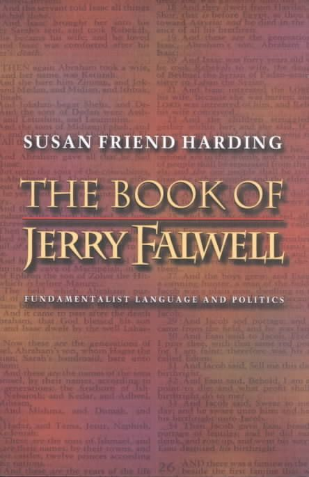 Precision Series Book of Jerry Falwell: Fundamentalist Language and Politics