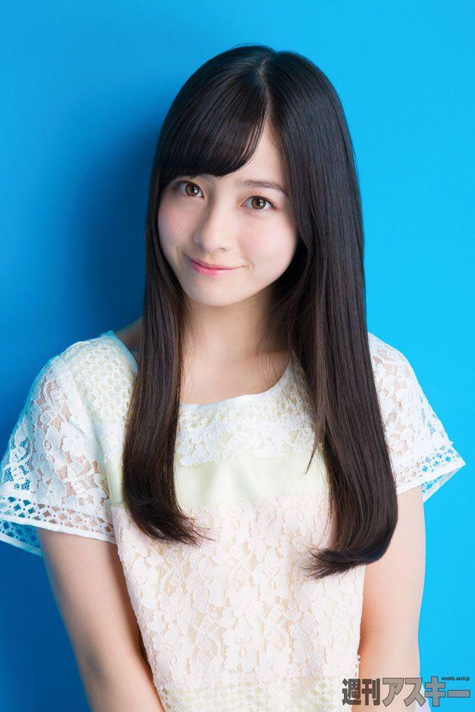 Kanna Hashimoto - Weekly ASCII 2015 No1022
