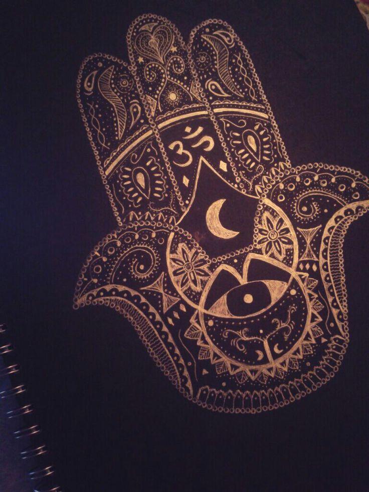 #fatima #hand #tattoo