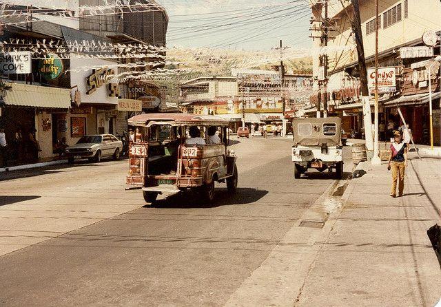 Olongapo City, Philippines 1982