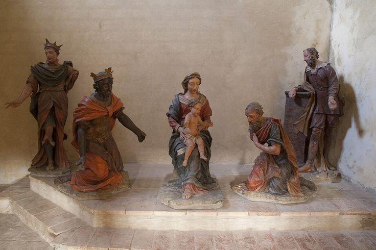 Natività - Santuario della Santissima Trinità (Casnigo)