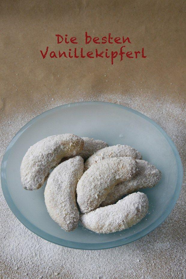 PAMK Vanillekipferl Post aus meiner Küche