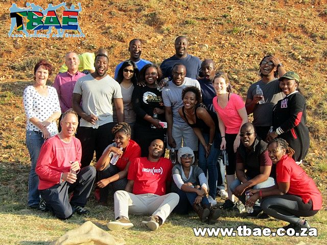 Right To Care SA Mini Olympics and Amazing Race Team Building Muldersdrift