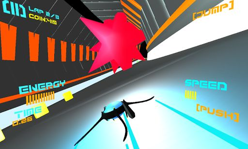 ☆ Futuristic racing game in nano scale, You control an unique designed machine.<br>☆ Transform your device in portable console. <br>☆ Tilt controls or gamepad control.<br>☆ Multiplayer split screen support using two gamepad !<br>☆ Control your Nano Machine in futuristic tracks full of obstacles and enemies for test your ability!<br>☆ 3 Stage for a total of 9 Level in extreme speed.<br>☆ GameMode : Racing Mode , Pursuit Mode, Soccer Mode, Two Player SplitScreen , Single Player , Time…