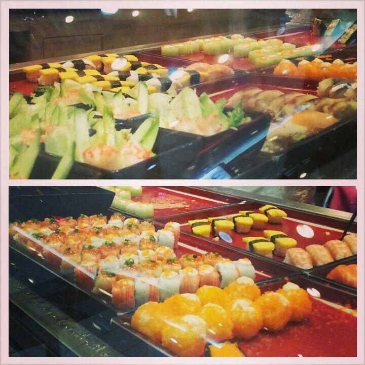 Sushi #shabushi oishi