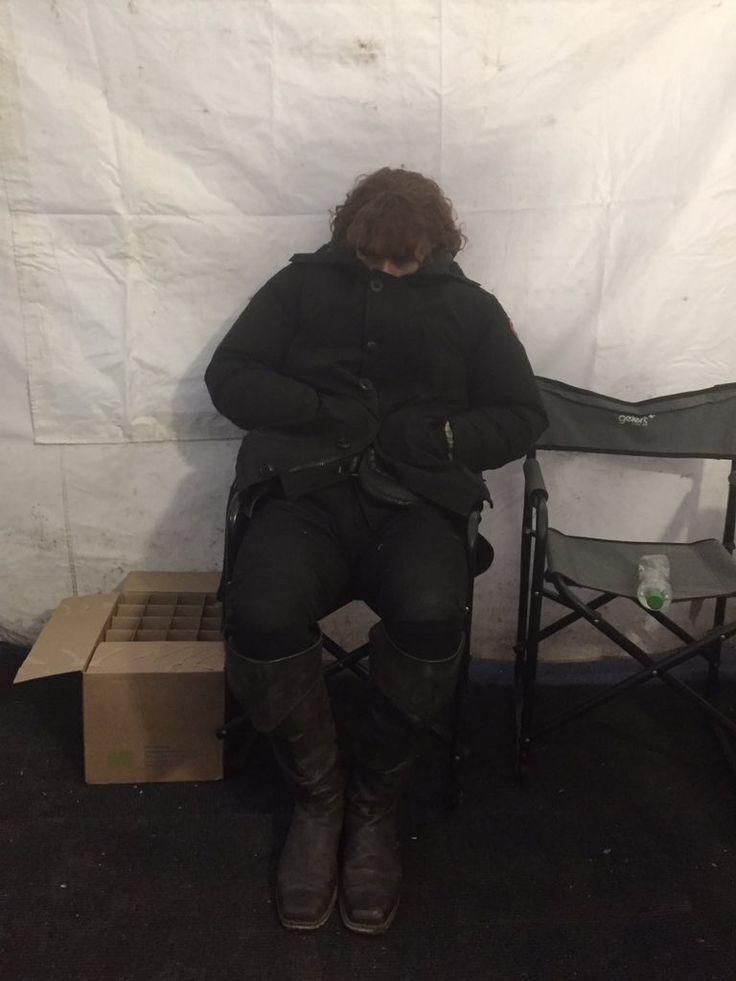 NEW Pic of Sam Heughan | Outlander Online