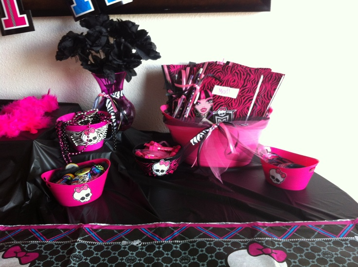 Mejores 159 im genes de monster high party ideas en for Cuartos para ninas tumbler