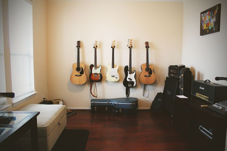 225 best images about guitar on pinterest guitar display for The family room recording studio