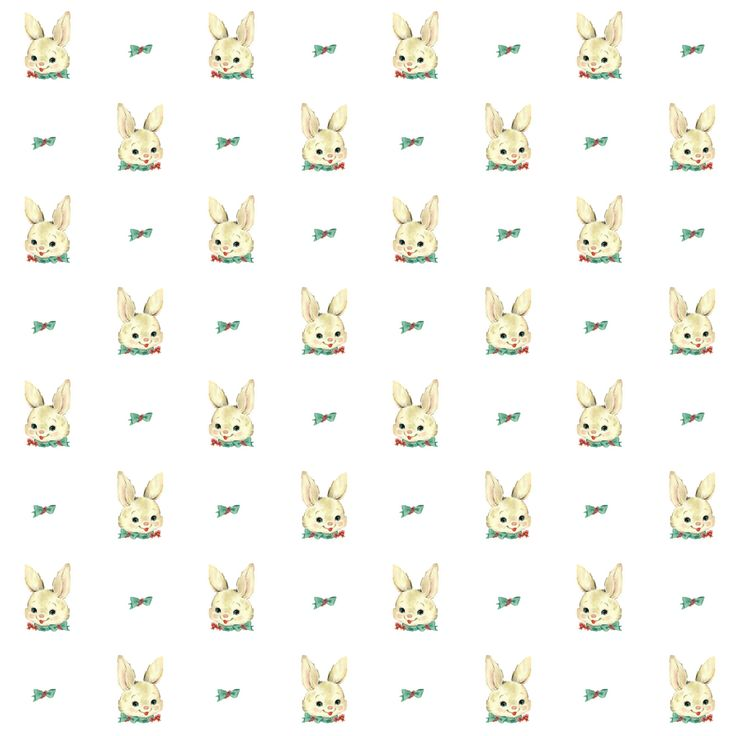 293 best easter patterns images on pinterest easter backgrounds free seamless vintage bunny pattern use it as blog background digital scrapbooking paper or gift wrapping paperwrapping paperseaster negle