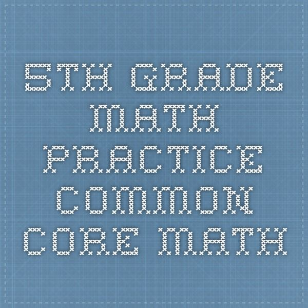 55 best 4-5 Math Resources images on Pinterest   Math resources ...