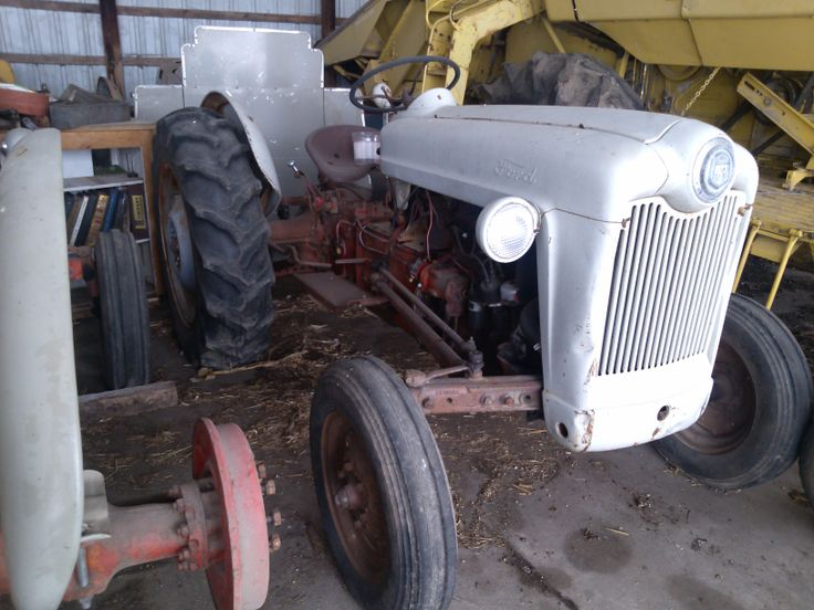 Ford Jubilee Hydraulic Pump : Ford golden jubilee this is a