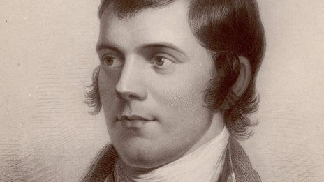 Breaking Bard - facts about Robert Burns